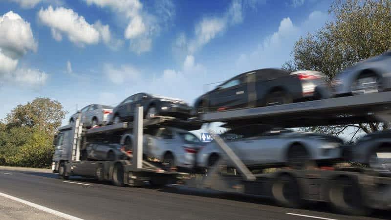 Auto Ankauf Autotransporter