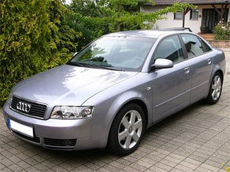 Audi A4 Ankauf