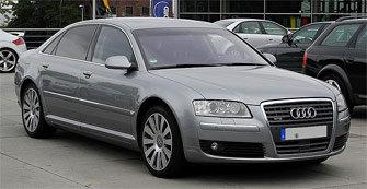 Audi A8 verkaufen