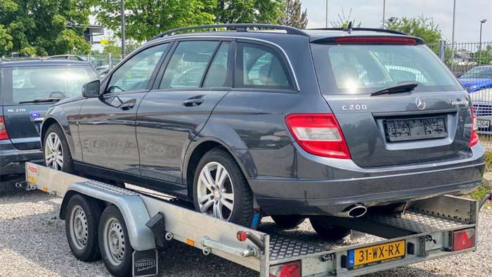 Autoankauf Mercedes C-Klasse Kombi